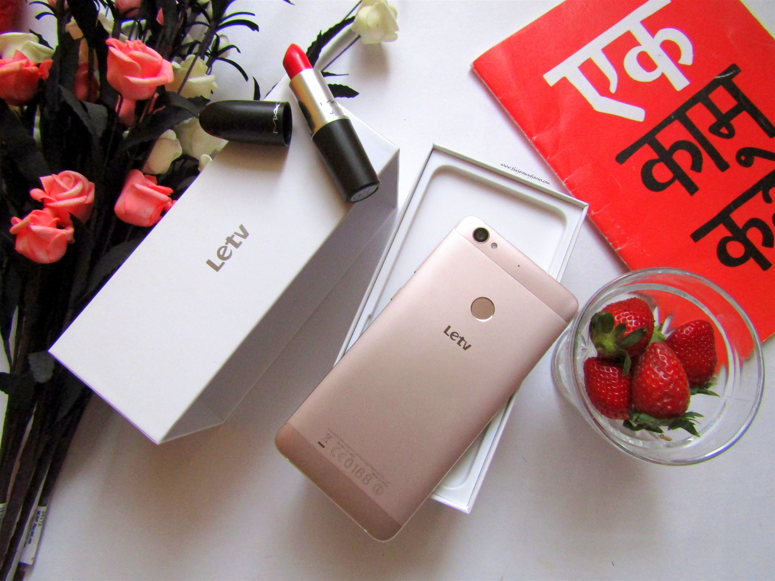 LeEco Le 1s rose gold back panel (2576 x 1932)