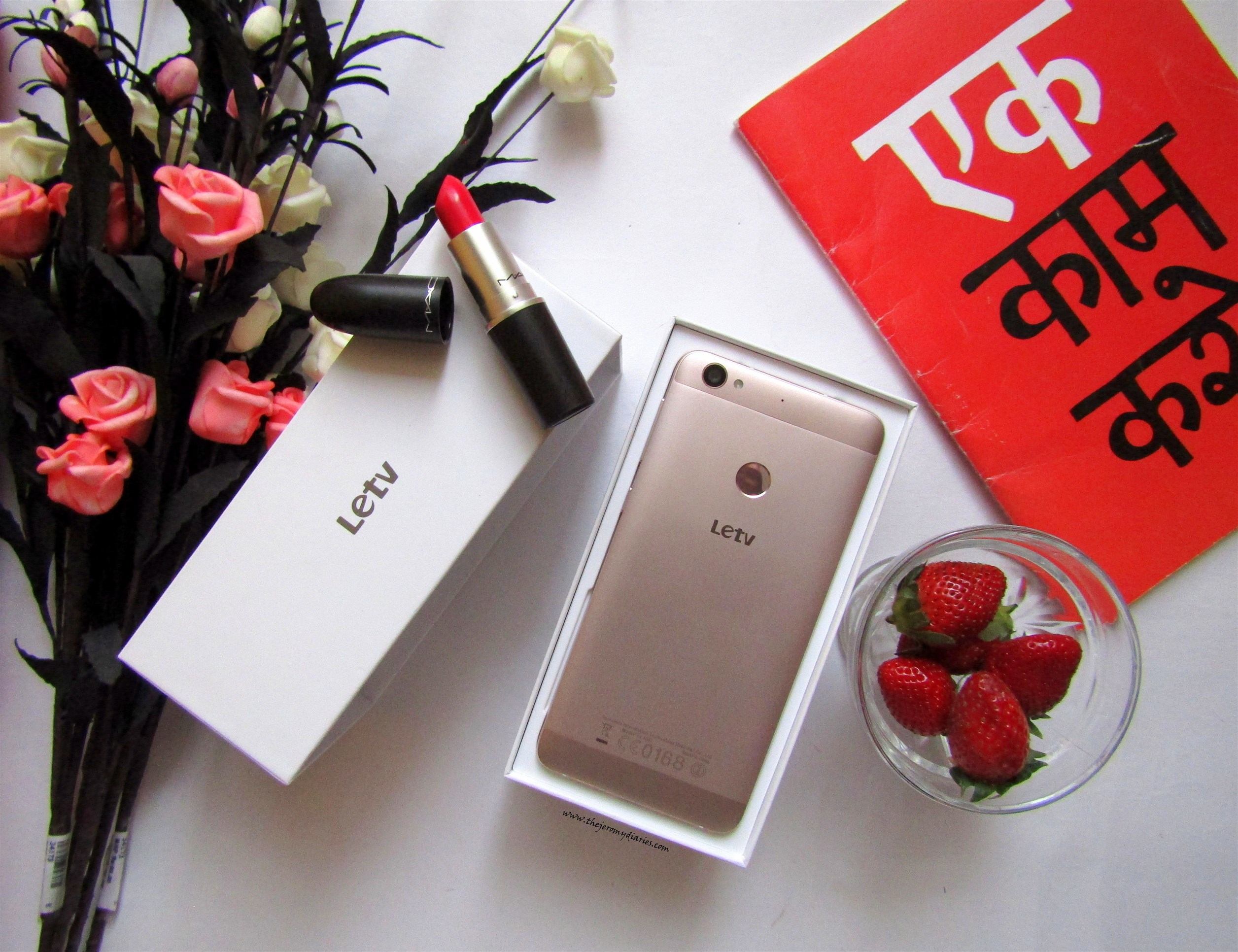 LeEco Le 1s rose gold in colour the jeromy diaries (2512 x 1932)