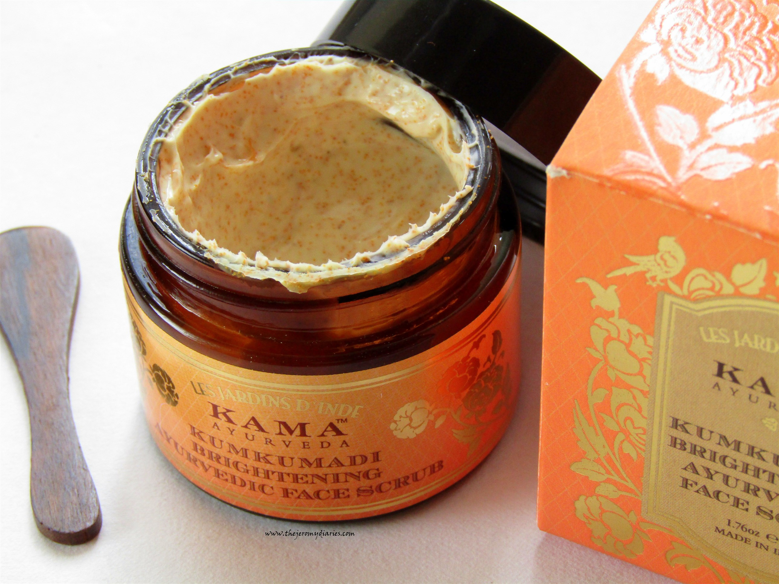 kama ayurveda kumkumadi brightening face scrub price in india the jeromy diaries