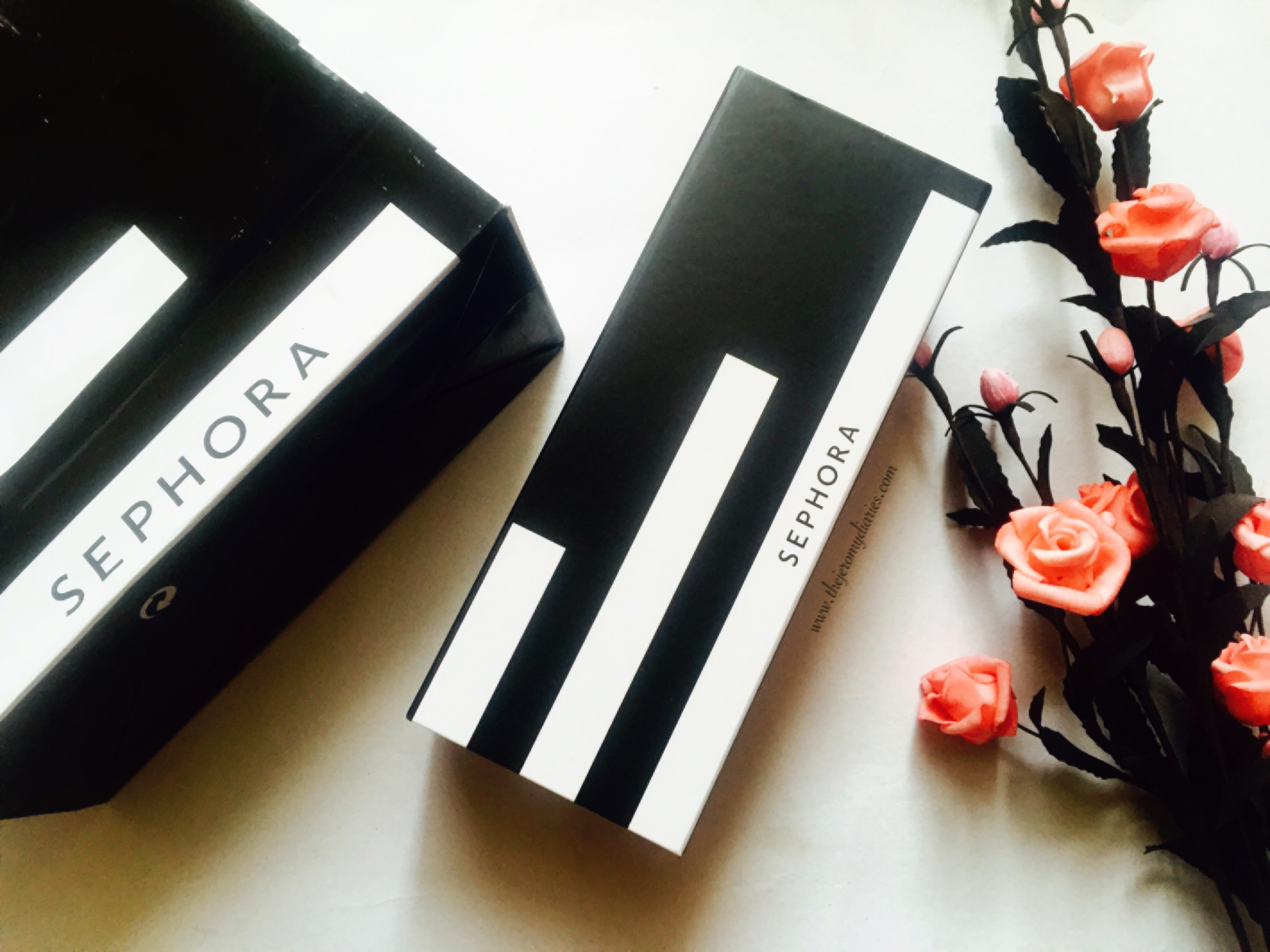 sephora goodies the jeromy diaries