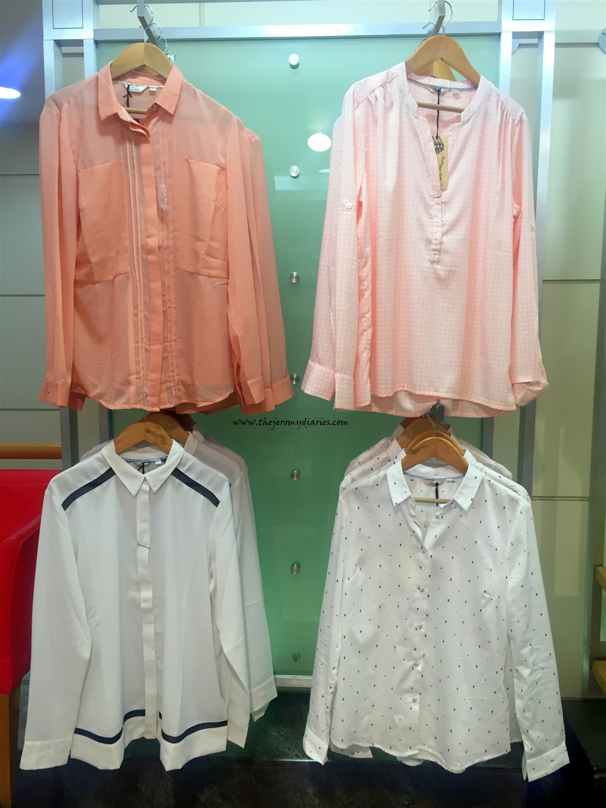 formal shirts for women wills lifestyle spring summer 2016 collection the jeromy diaries