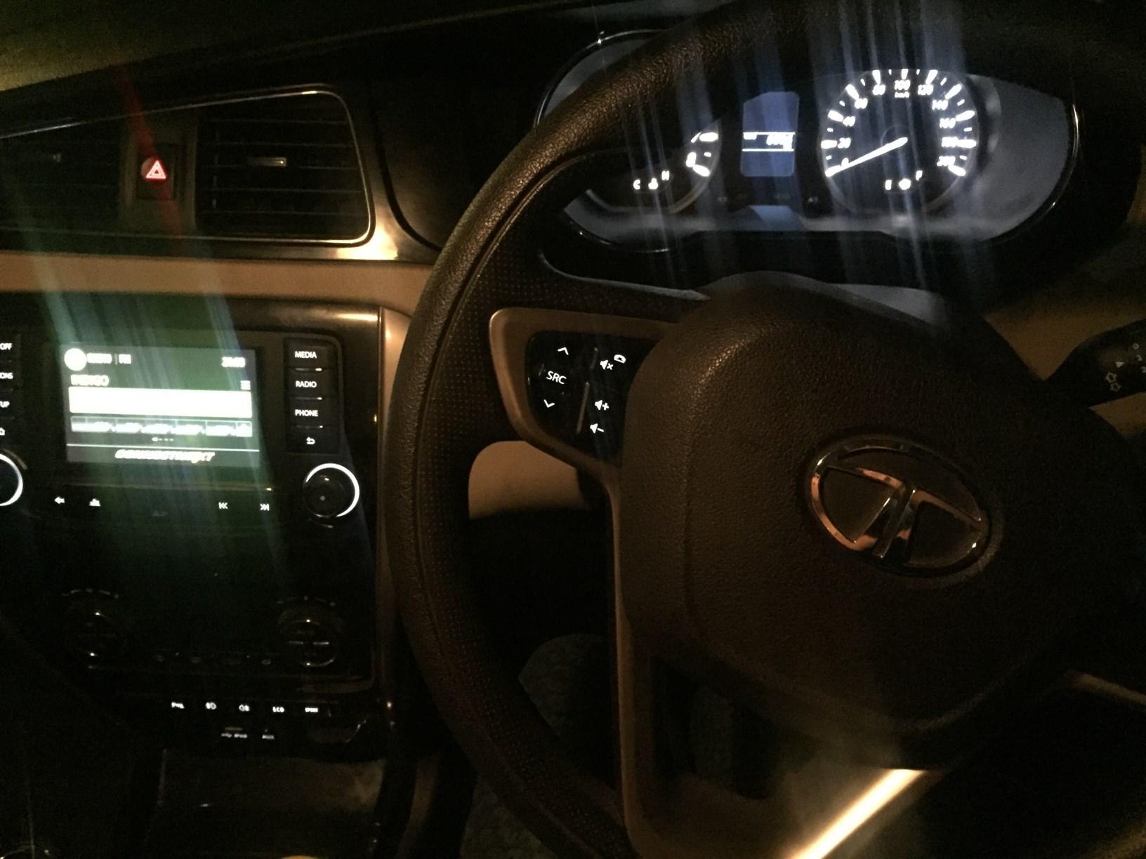 tata zest interiors steering wheel the jeromy diaries