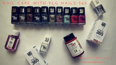 Nail art made quick and easy with Nails 365 by YLG Salon