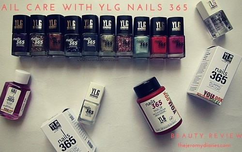 NAIL CARE WITH ylg nAILS 365