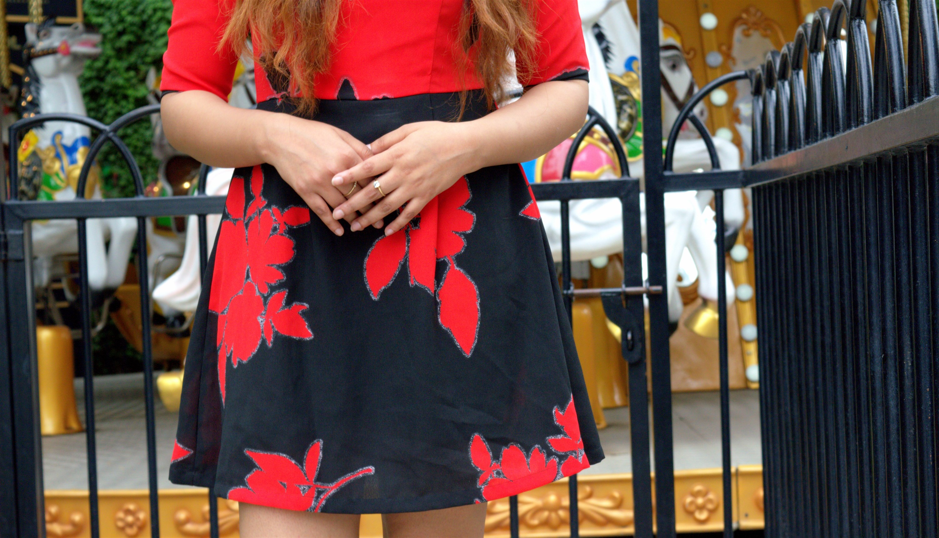 accessories with skater dress the jeromy diaries how to style dresses x american swan