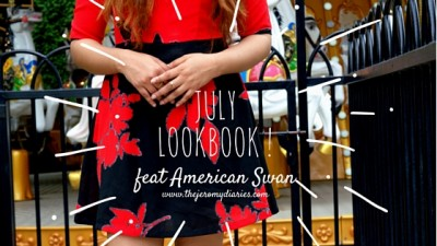 July Lookbook – Styling Skater Dresses and Palazzos feat American Swan