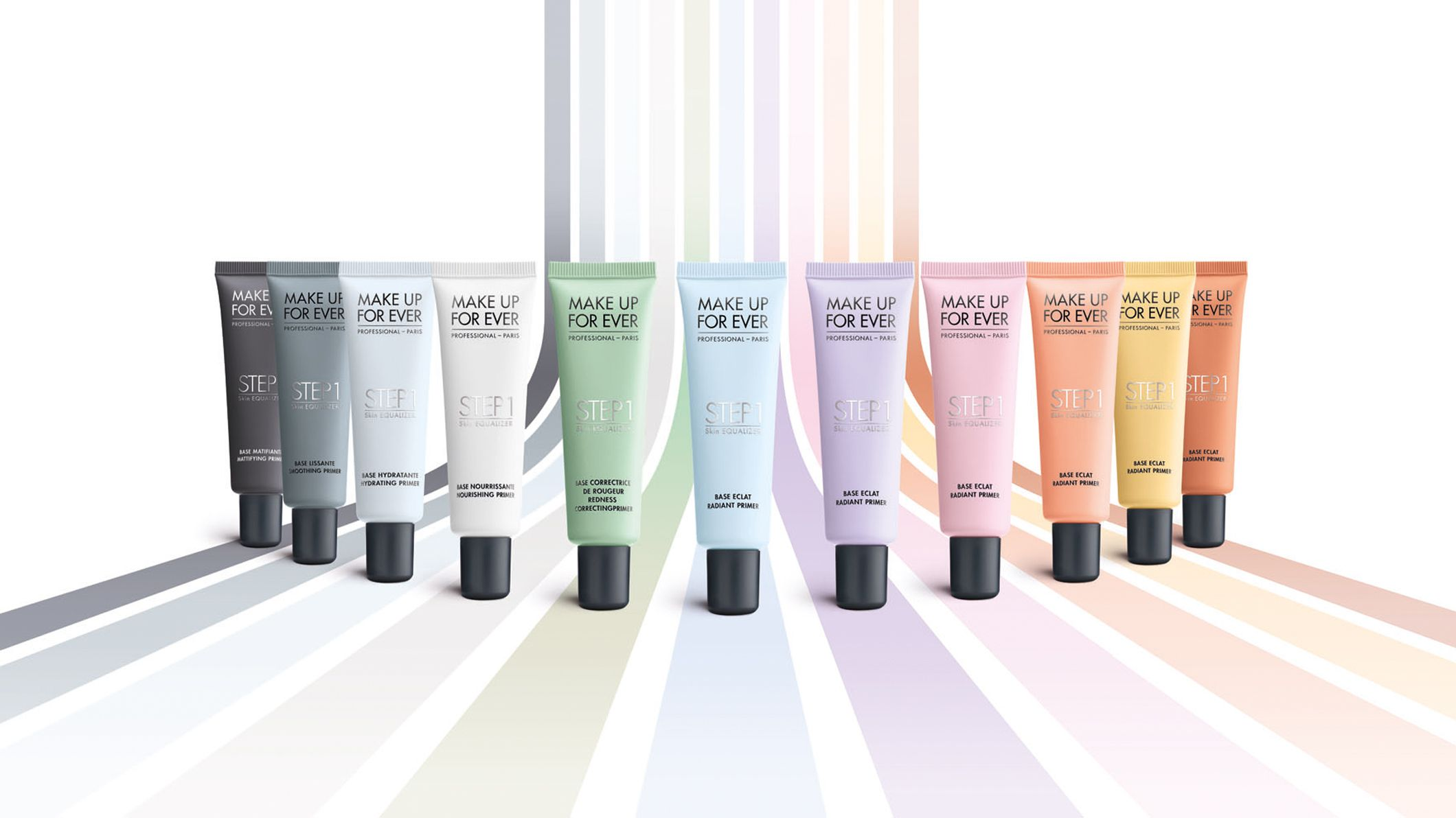 make up forever step 1 equalizer primers 9 different formulas the jeromy diaries