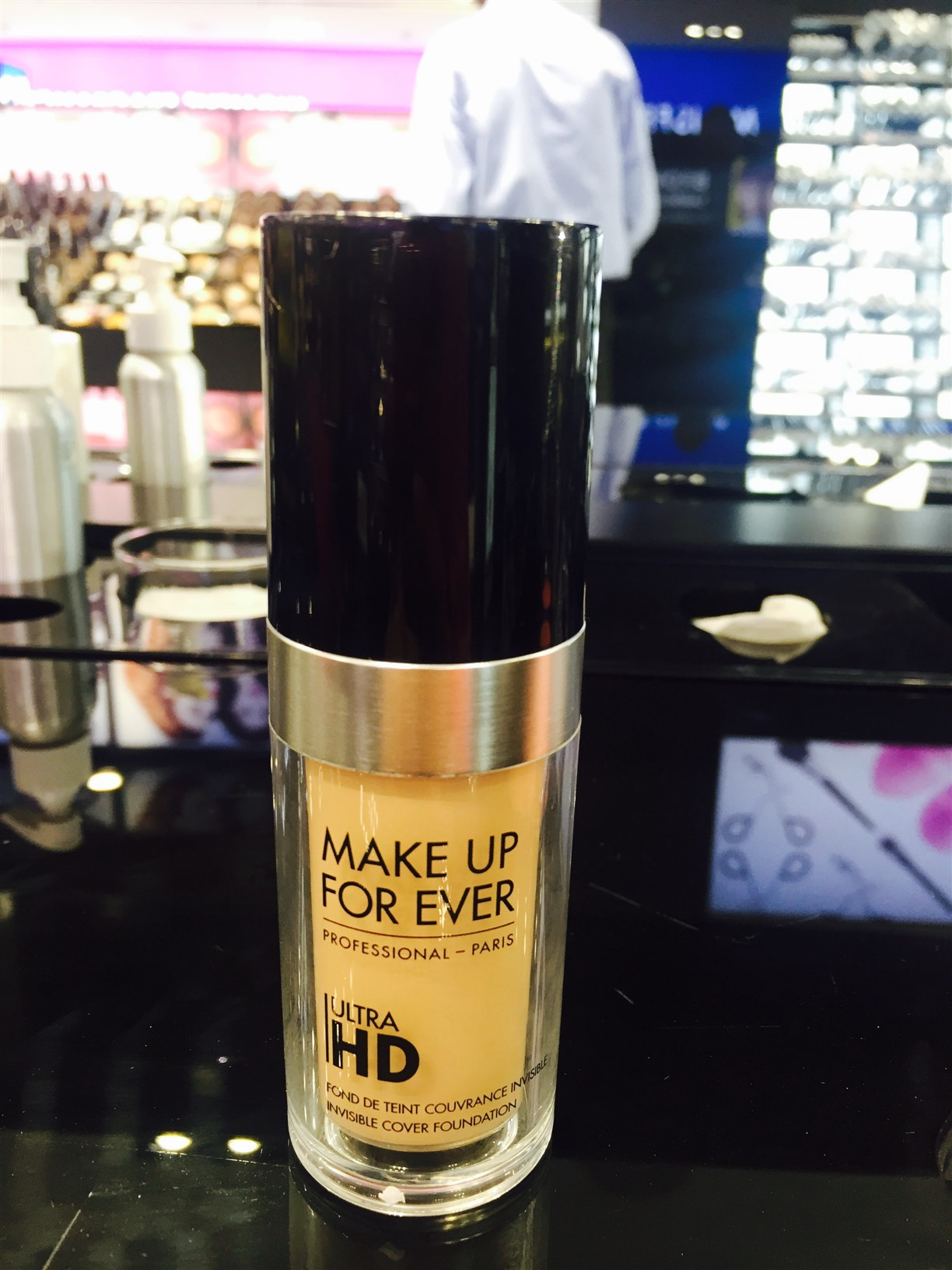 make up forever ulta HD foundation the jeromy diaries (1224 x 1632)