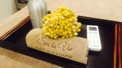 Revitalizing Aromachologie Massage at Spa la Vie by L'OCCITANE, Bangalore