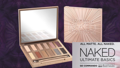 OMG! Urban Decay Naked Ultimate Basics Eyeshadow Palette – Matte shades| New Launch