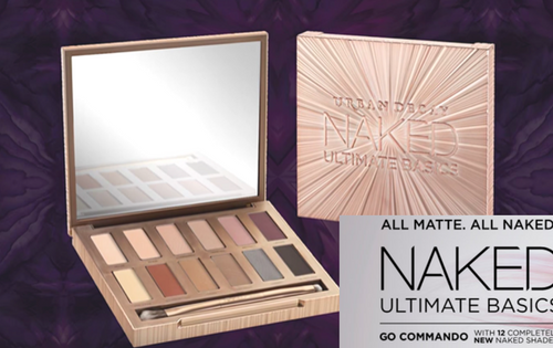 urban decay launches naked ultimate basics eyeshadow palette the jeromy diariees