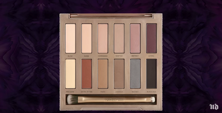 urban decay naked ultimate basics eyeshadow shades swatches the jeromy diaries 12 matte shades launched
