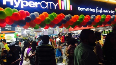 Hy! Bengaluru – HyperCity launched its 4th store in Bangalore and app | Orion Mall