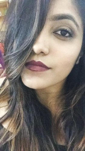 the jeromy diaries blogger princy mascarenhas in a isadora makeover