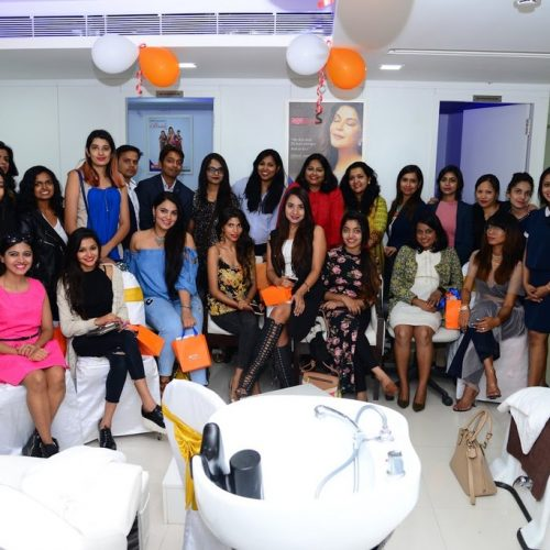 bangalore bloggers at vlcc style statements event bangalore