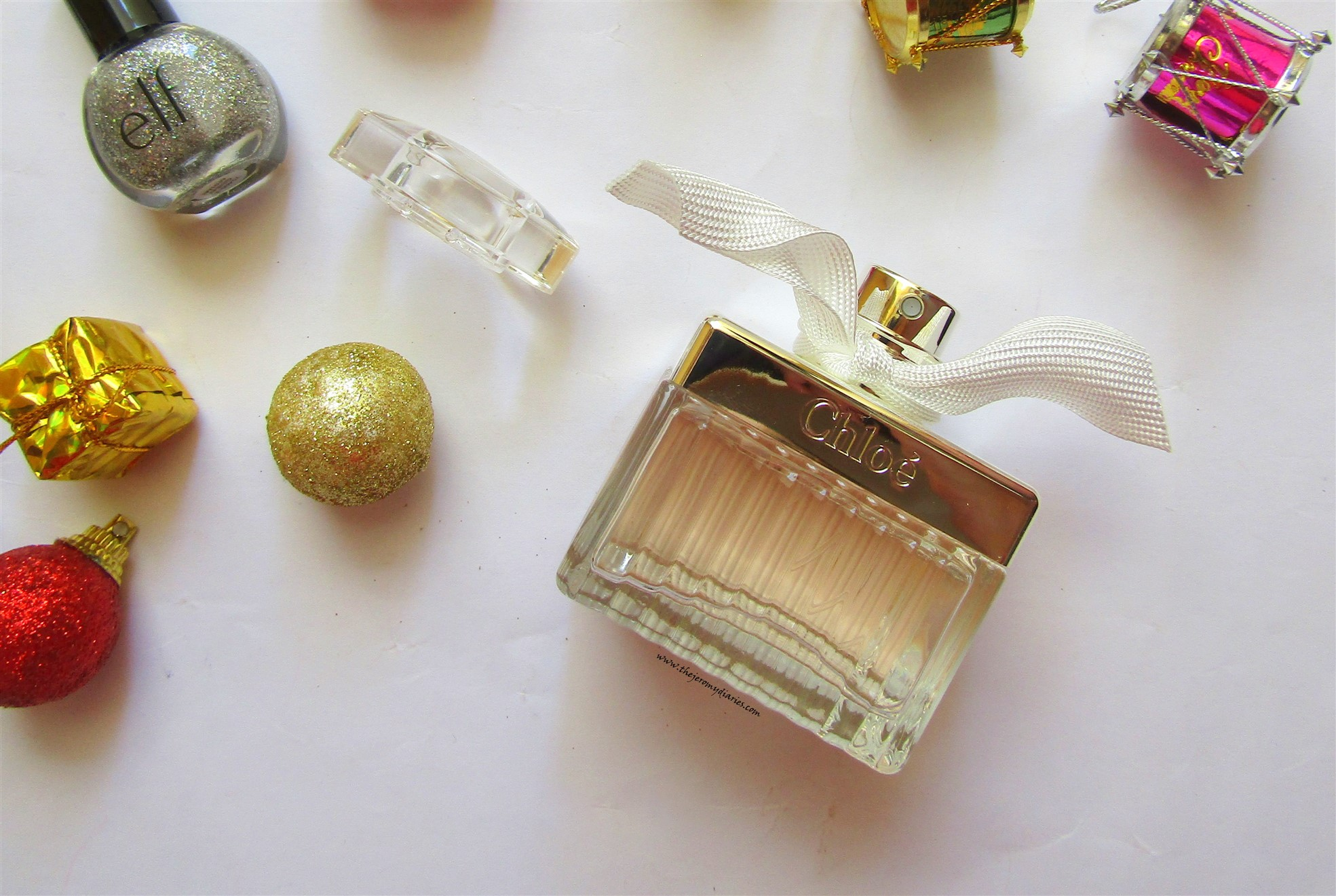 chloe eau de toilette x the jeromy diaries