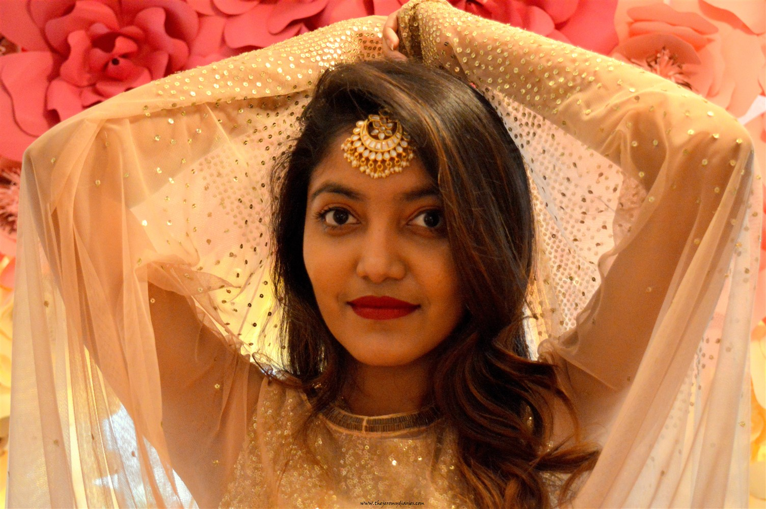 the jeromy diaries blogger princy mascarenhas for anahe designer boutique
