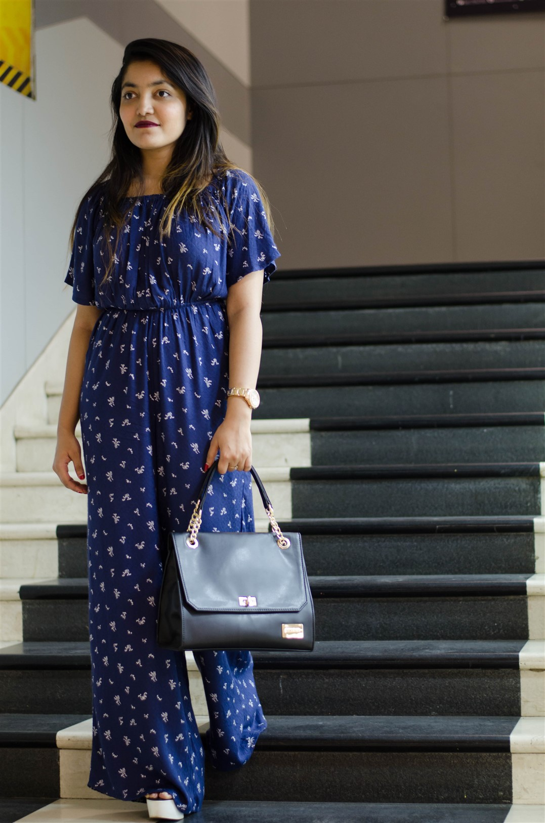 jumpsuit style satya paul bag the jeromy diaries