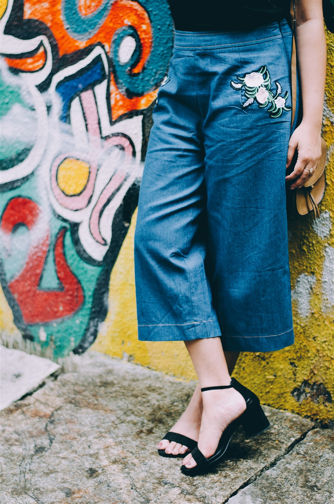 the jeromy diaries styling culottes one
