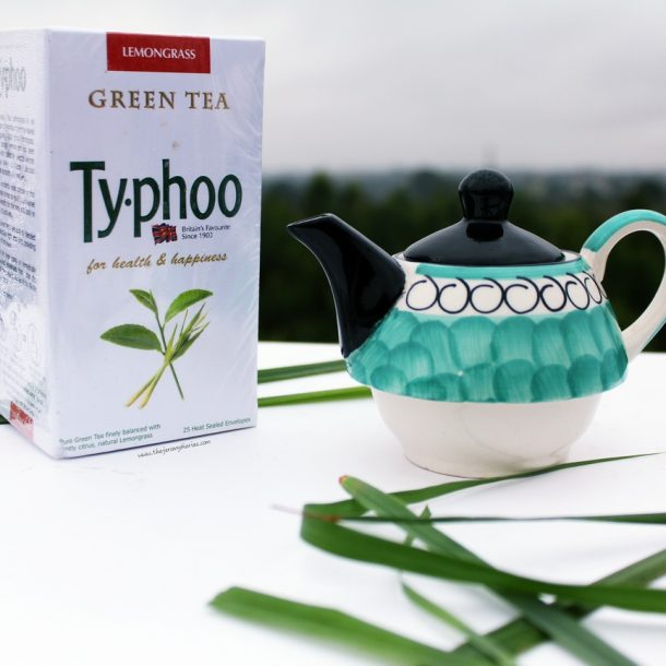 Note to self: Tea helps | feat Typhoo Tea India