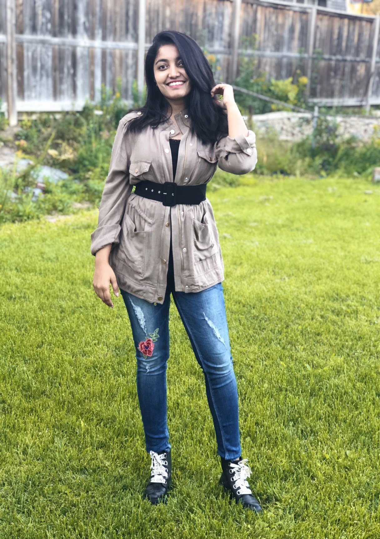 utility jackets ootd canada the jeromy diaries (1216 x 1724)