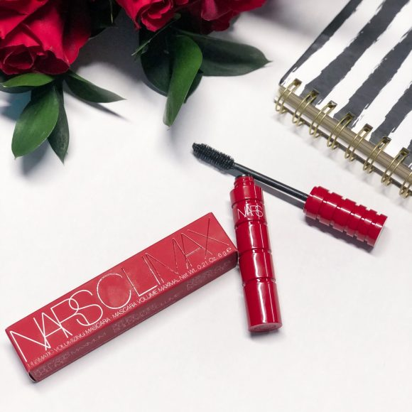 NARS Climax Mascara Review #NeverFakeIt