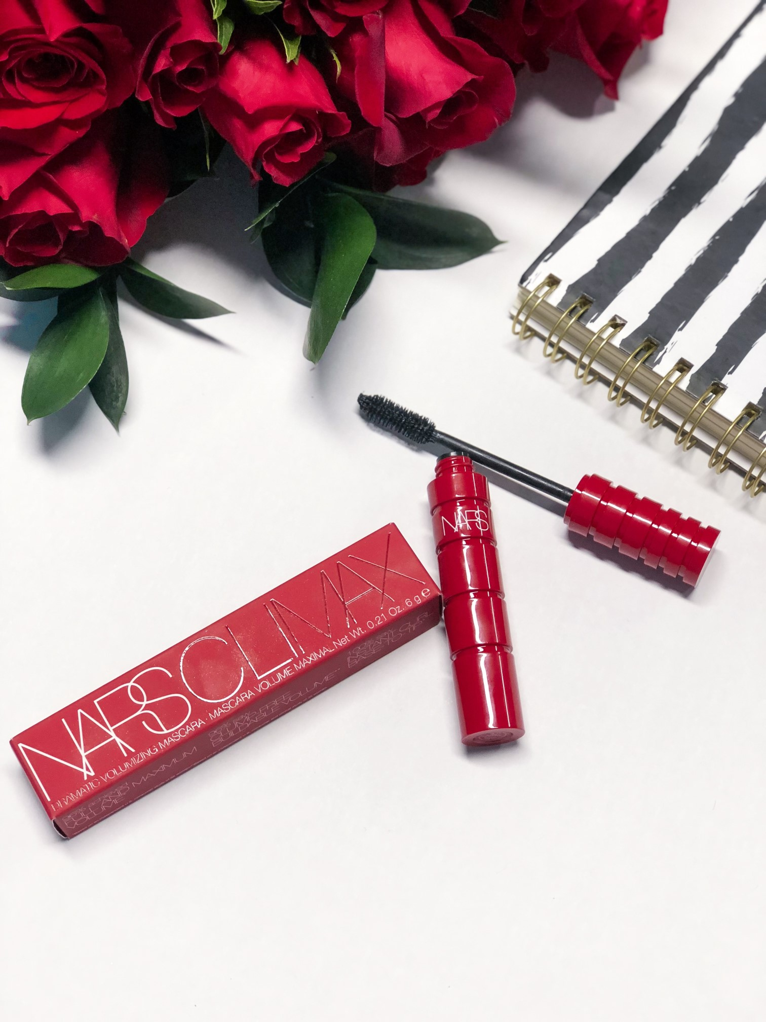 nars climax mascara impressions review