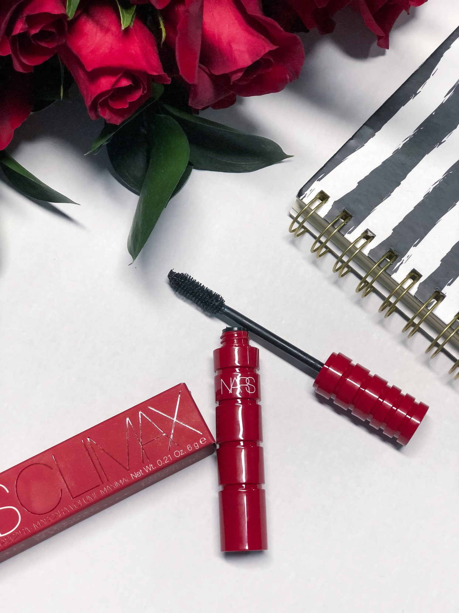 nars climax mascara review thejeromydiaries beauty blogger canada