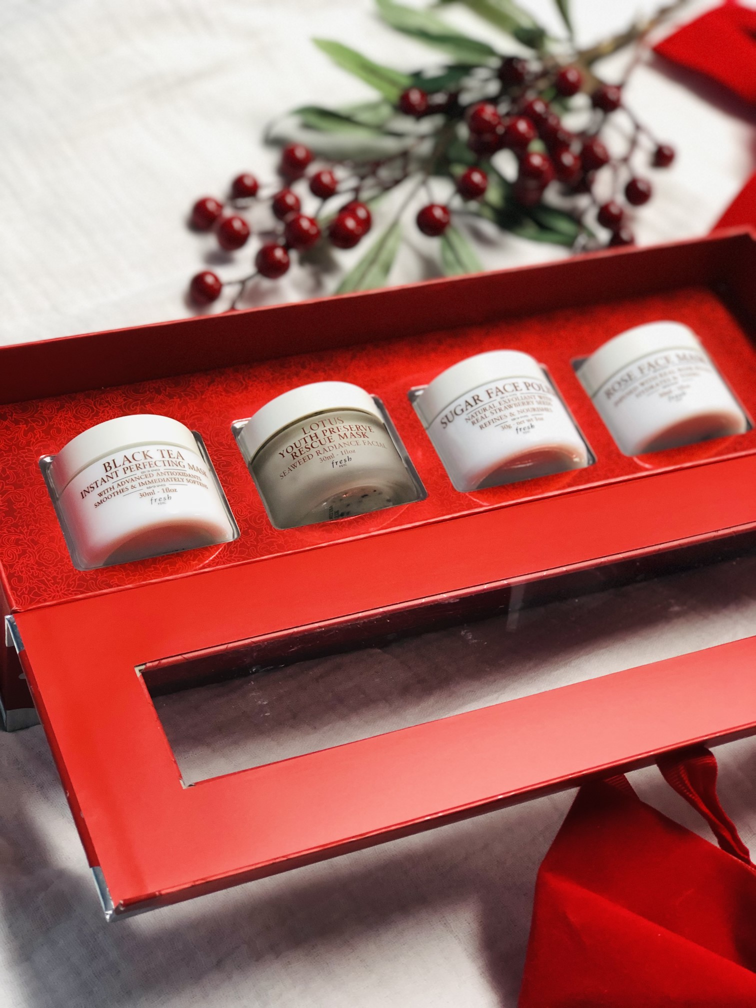 best fresh beauty masks holiday collection 2018 the jeromy diaries
