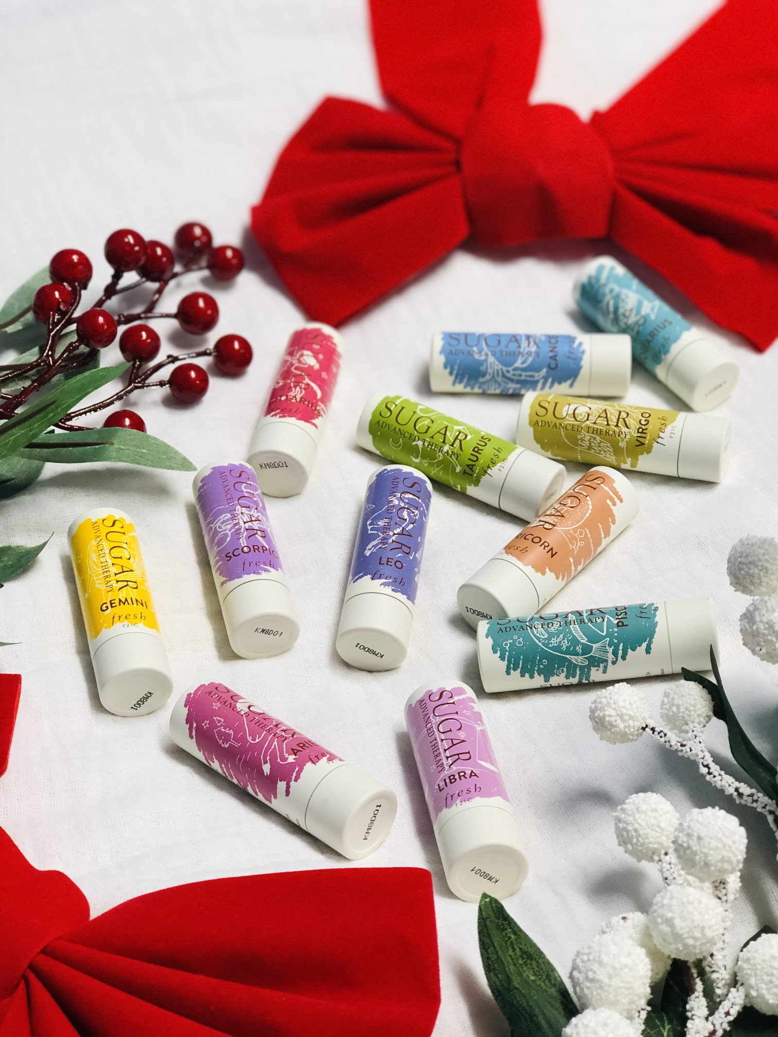 fresh beauty zodiac lip balm collection the jeromy diaries