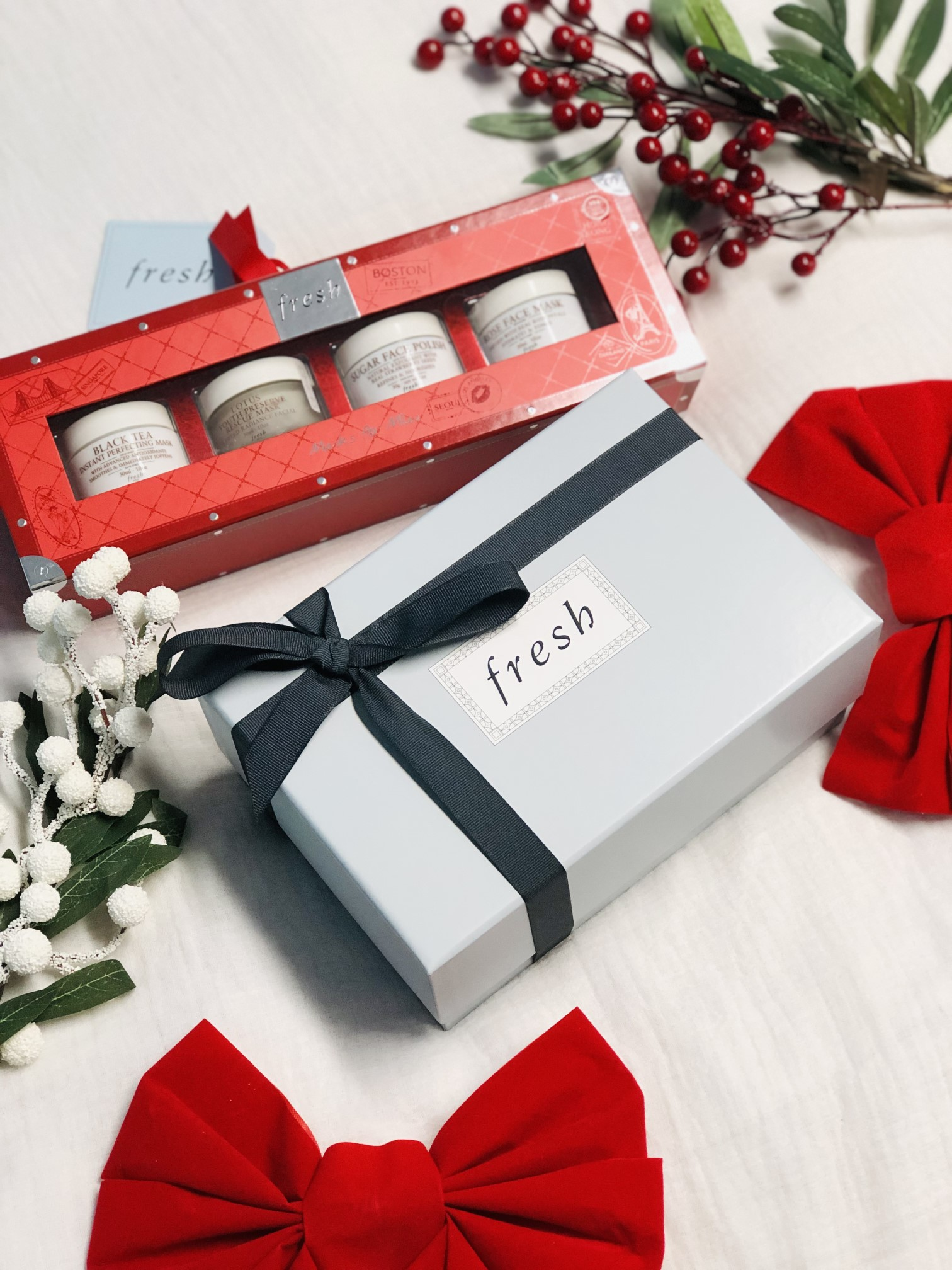 fresh holiday gifts 2018