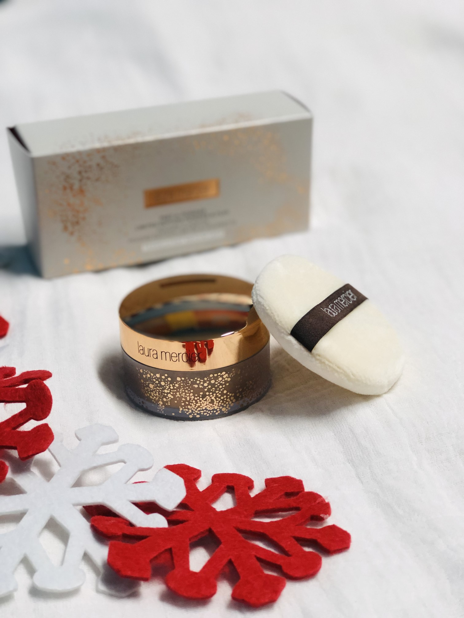 laura mercier pret a powder puff holiday 2018 collection