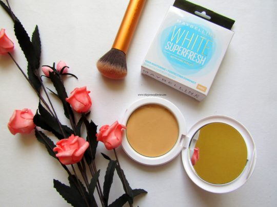Maybelline White Super Fresh Compact Review, Price and Availability