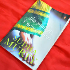 The Mother I Never Knew by Sudha Murty Book Review